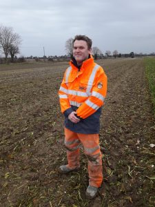 Stephen Aldis, BBRO mechanisation researcher recounts what he gained from the course.