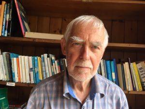 TMAF Trustee, farmer and author Philip Richardson.