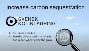Farm carbon capture pays