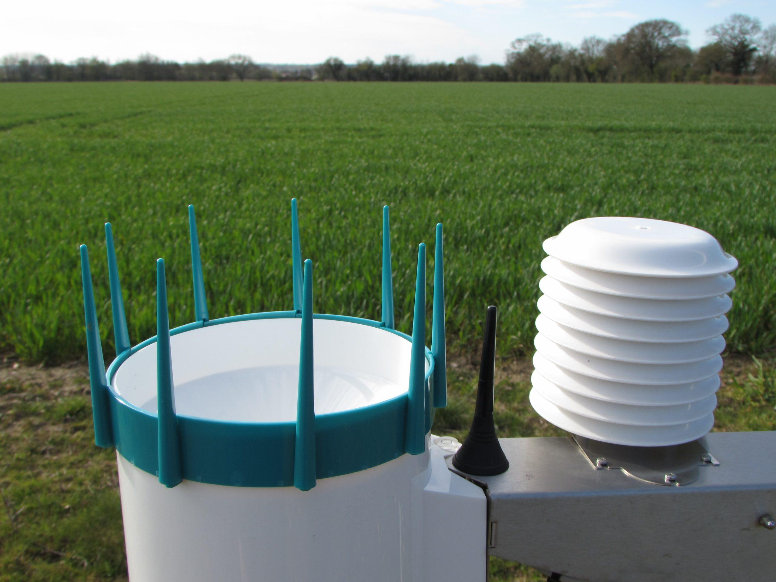 TMAF new weather station at Morley Farm
